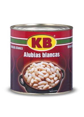 Mongetes Blanques 2650 ml