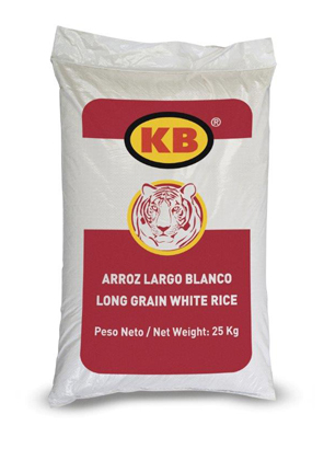 Long Rice 25 kg