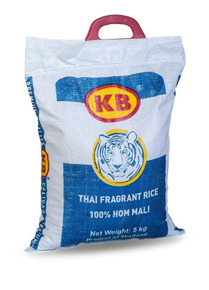 Fragrant Thai rice