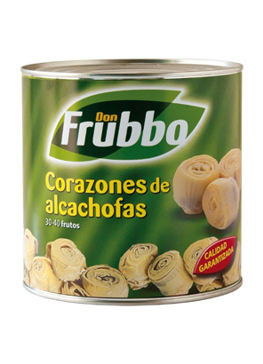 Cors d'Escarxofes 30/40 2650 ml