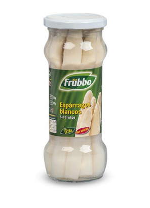 White Asparagus Choice 6/8 212 ml