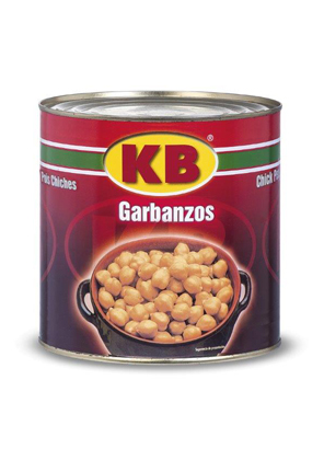 Garbanzos 2650 ml