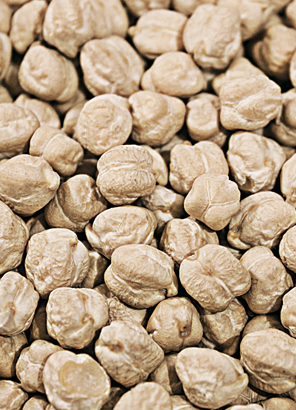 Garbanzos Blancos 44/46 - 11 mm Baja California 50 kg